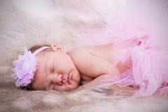 Bebé recién nacido Fotografía de archivo libre de regalías