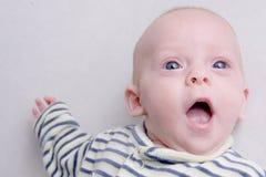 Bebé recién nacido Fotos de archivo