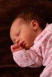 Bebé recién nacido Imagen de archivo
