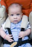 Bebé seguro Fotos de archivo libres de regalías