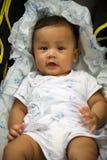 Bebé tailandés Foto de archivo libre de regalías