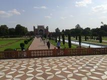 Bebé Taj Mahal Imagen de archivo libre de regalías