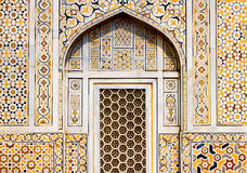 Bebé Taj Patterns Fotos de archivo