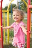 Bebé tres años de edad Imagenes de archivo