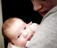 Bebé y momy imágenes de archivo libres de regalías