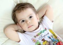 Bebê Foto de Stock