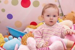 Bebê Foto de Stock Royalty Free