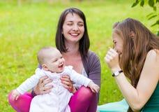 Bebê adorável Imagem de Stock