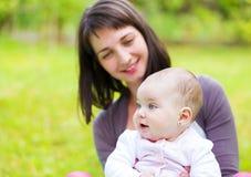 Bebê adorável Imagens de Stock