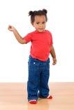 Bebê africano adorável Imagem de Stock