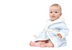 Bebê após o banho Foto de Stock Royalty Free