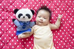 Bebê bonito 15 foto de stock