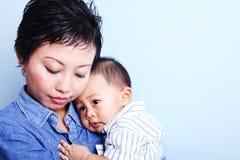 Bebê bonito Imagem de Stock Royalty Free