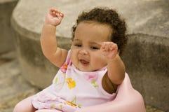 Bebê bonito Foto de Stock