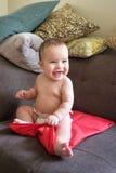 Bebê bonito Fotos de Stock