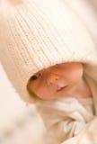 Bebê calmo Fotos de Stock