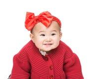 Bebê de Ásia foto de stock royalty free