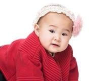 Bebê de Ásia imagem de stock royalty free