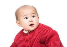 Bebê de Ásia imagens de stock