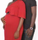 Bebê de espera Fotos de Stock Royalty Free