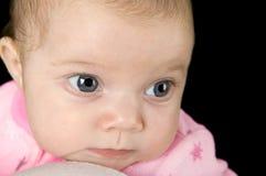 Bebê de pensamento Imagens de Stock Royalty Free