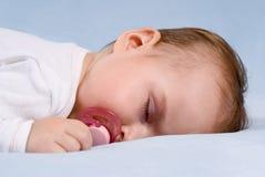 Bebê de sono Fotografia de Stock
