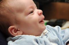 Bebê de sorriso. Imagens de Stock Royalty Free