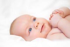 Bebê despido Imagens de Stock Royalty Free