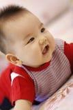 Bebê do divertimento Fotografia de Stock