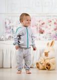 Bebê do divertimento Foto de Stock