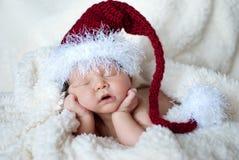Bebê do Natal Imagens de Stock Royalty Free