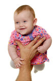 Bebê do vôo Imagens de Stock