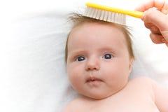 Bebê doce Fotografia de Stock Royalty Free