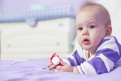 Bebê doce Imagem de Stock Royalty Free