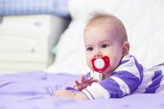 Bebê doce Fotos de Stock