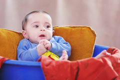 Bebê egípcio Imagem de Stock