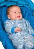 Bebê em casa Imagem de Stock