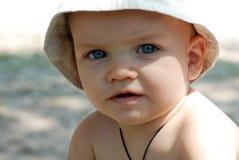 Bebê em Panamá Foto de Stock Royalty Free