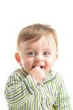 Bebê engraçado Imagens de Stock