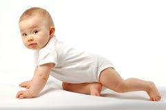 Bebê feliz #25 Foto de Stock