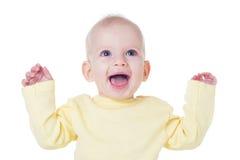 Bebê feliz Foto de Stock