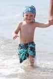 Bebê feliz do verão fotos de stock royalty free