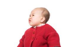 Bebê girl fotos de stock royalty free