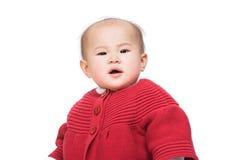 Bebê girl foto de stock
