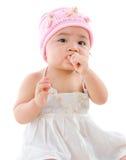 Bebê independente Imagem de Stock