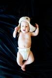 Bebê inocente Fotografia de Stock Royalty Free