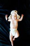 Bebê inocente Imagens de Stock