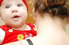 Bebê Maria #41 fotografia de stock