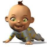 Bebê no. 2 Foto de Stock