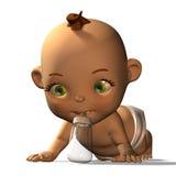 Bebê no. 4 Fotos de Stock Royalty Free